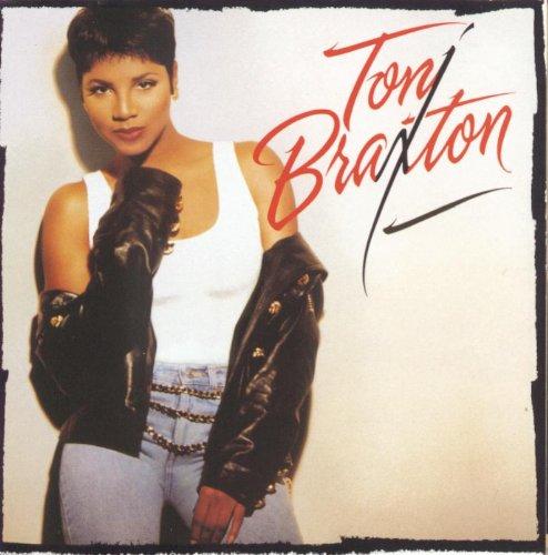 Toni Braxton Breathe Again cover art