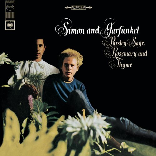 Simon & Garfunkel Homeward Bound cover art