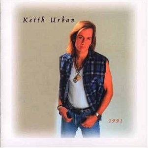 Keith Urban Clutterbilly cover art