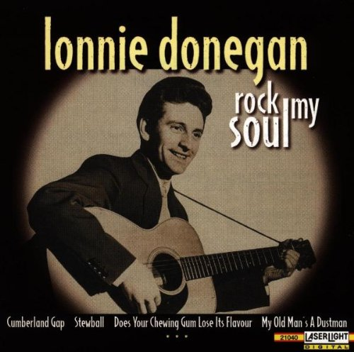 Lonnie Donegan My Old Man's A Dustman cover art