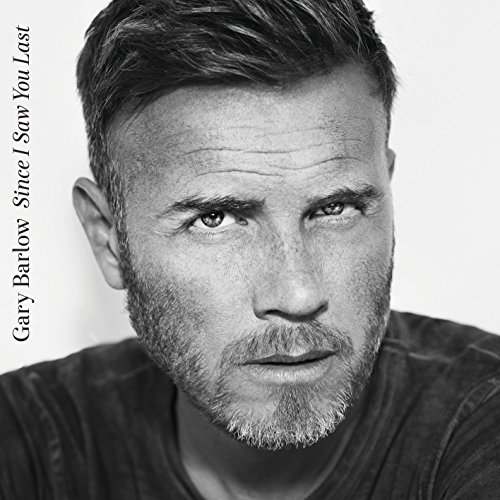 Gary Barlow Let Me Go cover art