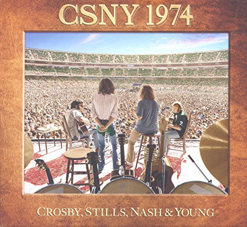 Crosby, Stills & Nash Carry Me cover art