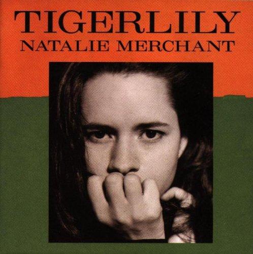 Natalie Merchant San Andreas Fault cover art