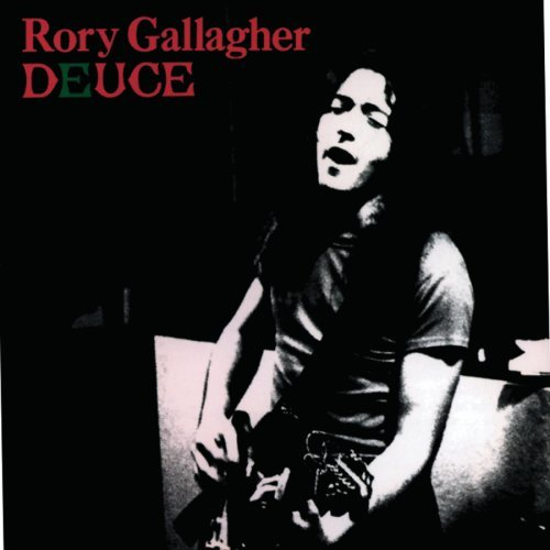 Rory Gallagher In Your Town cover art