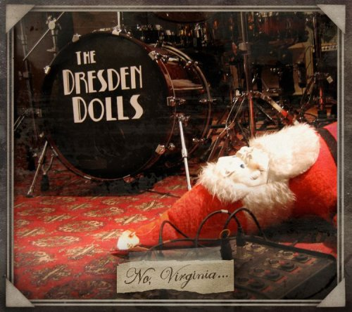 The Dresden Dolls Night Reconnaissance cover art