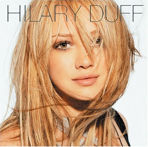 Hilary Duff Haters cover art