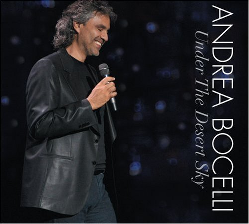 Andrea Bocelli Can't Help Falling In Love cover art