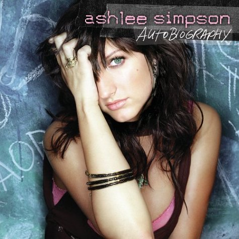 Ashlee Simpson Lala cover art