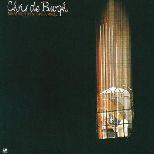 Chris de Burgh Satin Green Shutters cover art