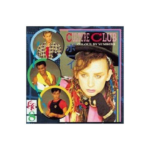 Culture Club Karma Chameleon cover art
