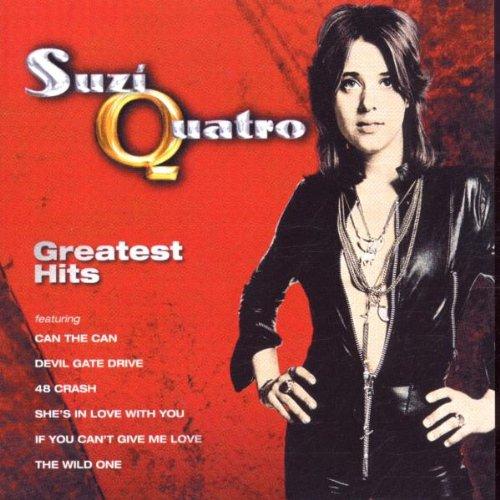 Suzi Quatro Devil Gate Drive cover art