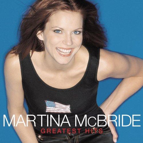 Martina McBride God's Will cover art