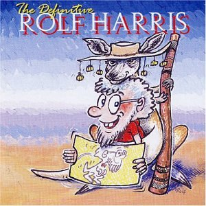 Rolf Harris Tie Me Kangaroo Down Sport cover art