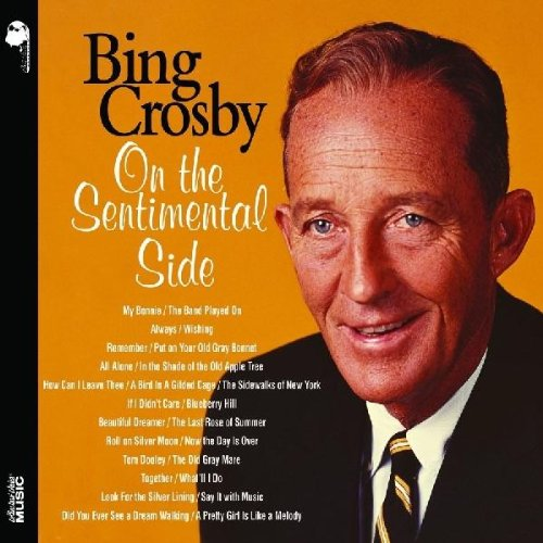 Bing Crosby A Man And His Dream cover art