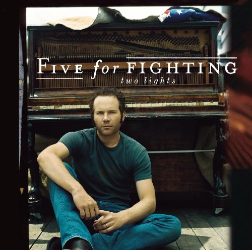 Five For Fighting Policeman's Xmas Party cover art