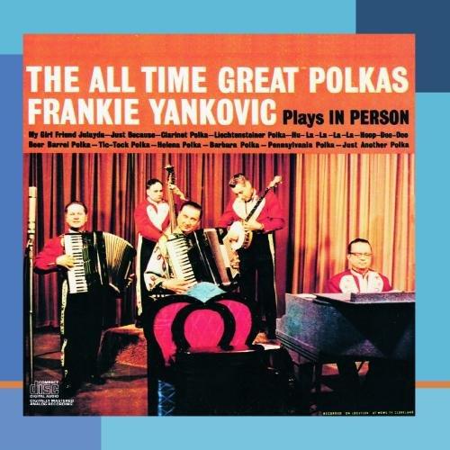 Frankie Yankovic Tic-Tock Polka cover art