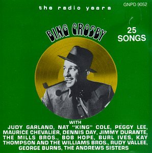 Bing Crosby I Wished On The Moon cover art