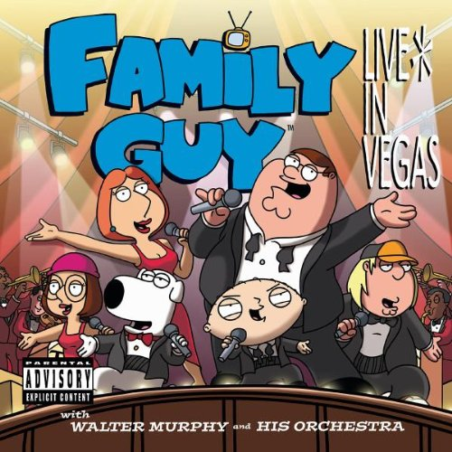 Seth MacFarlane Theme From Family Guy cover art