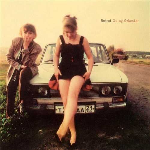 Beirut Postcards From Italy cover art