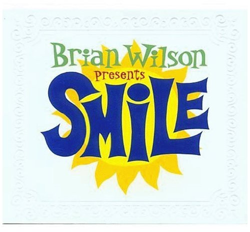 Brian Wilson Good Vibrations cover art