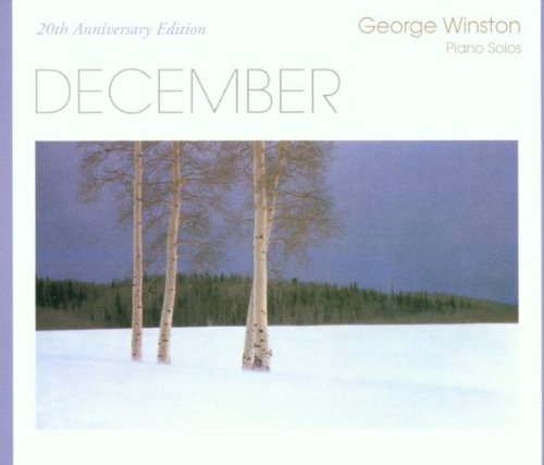 George Winston The Holly And The Ivy cover art