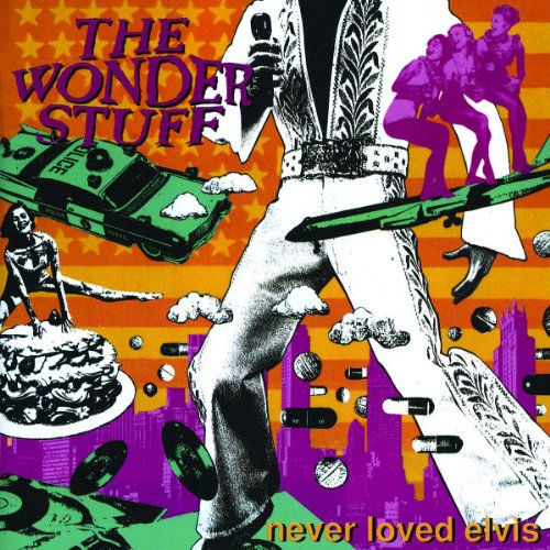The Wonder Stuff The Size Of A Cow cover art