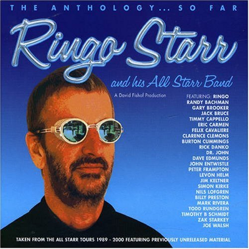 Ringo Starr You're Sixteen cover art