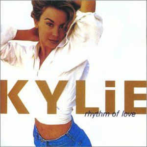 Kylie Minogue Step Back In Time cover art