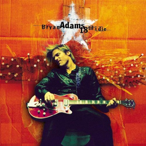 Bryan Adams Black Pearl cover art
