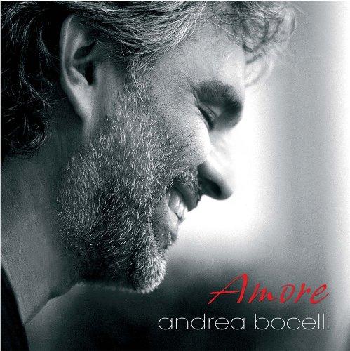 Andrea Bocelli Somos Novios cover art