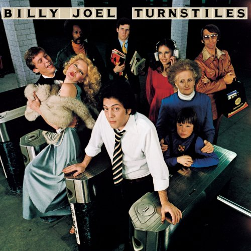 Billy Joel Say Goodbye To Hollywood cover art