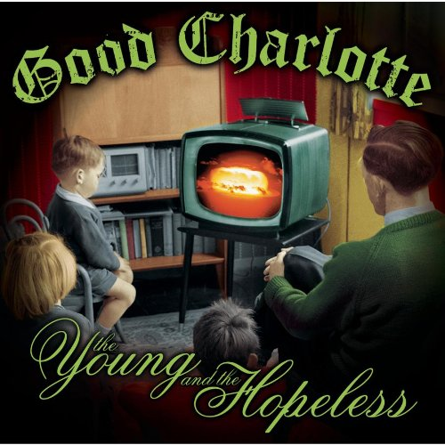 Good Charlotte Emotionless cover art