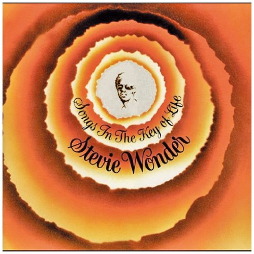 Stevie Wonder Pastime Paradise cover art