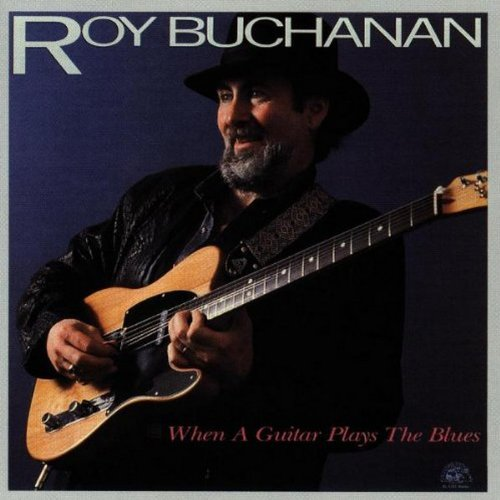 Roy Buchanan Chicago Smokeshop cover art