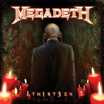Megadeth We The People cover art