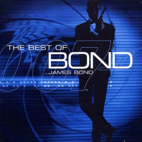 Monty Norman The James Bond Theme cover art