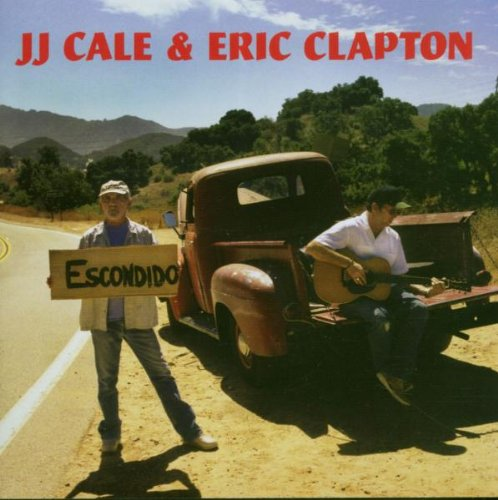 Eric Clapton Who Am I Telling You? cover kunst