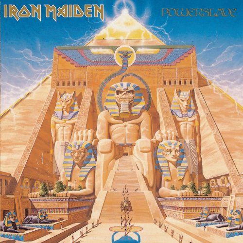 Iron Maiden Aces High cover art