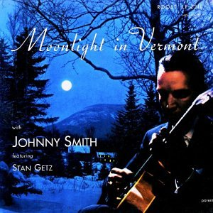 Johnny Smith Moonlight In Vermont cover art