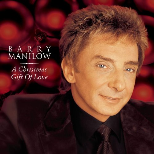 Barry Manilow The Christmas Waltz cover art