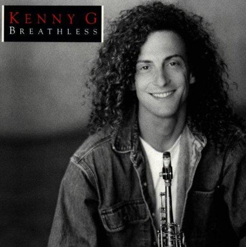 Kenny G Forever In Love cover art