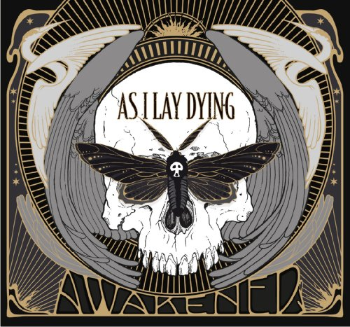 As I Lay Dying Whispering Silence cover art