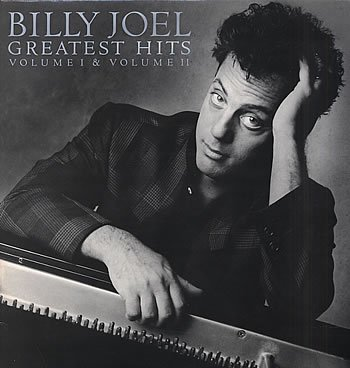 Billy Joel You're Only Human (Second Wind) cover art