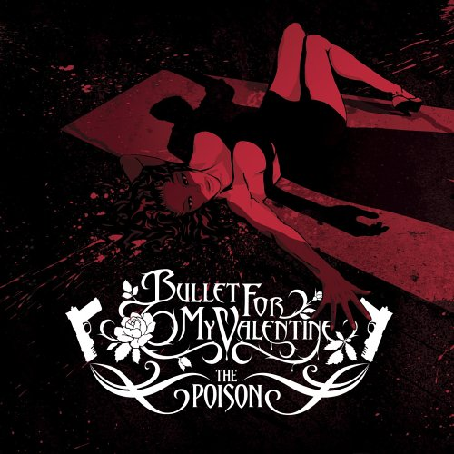 Bullet for My Valentine Tears Don't Fall (Part 2) cover art