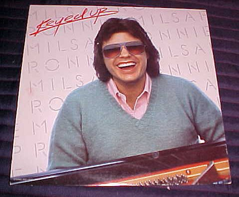 Ronnie Milsap Stranger In My House cover art