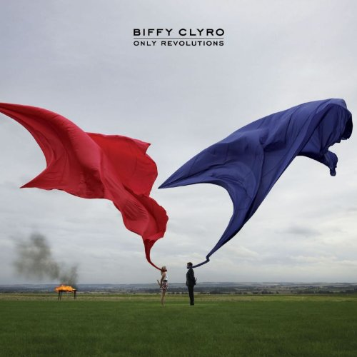 Biffy Clyro Mountains cover art