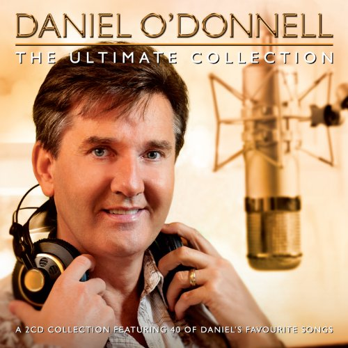 Daniel O'Donnell How Great Thou Art cover art
