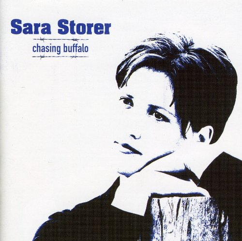 Sara Storer Buffalo Bill cover art