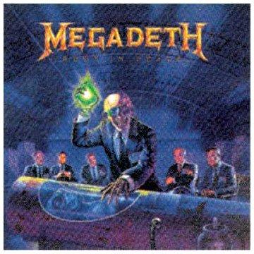 Megadeth Hangar 18 cover art