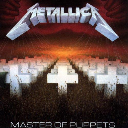 Metallica Battery cover art